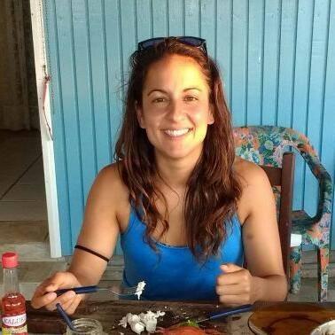Amaia - socióloga en construcción y entrenadora personal
